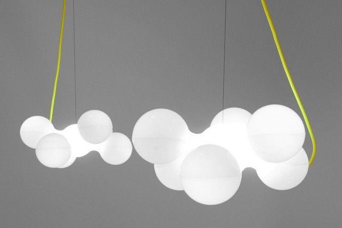 modular Atom Lamp, ThingsToBe