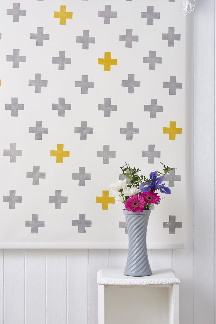 Roller blinds for bathrooms uk - Discover How To Customise A Roller Blind In Issue 44 Of Homemaker Image Cliqq