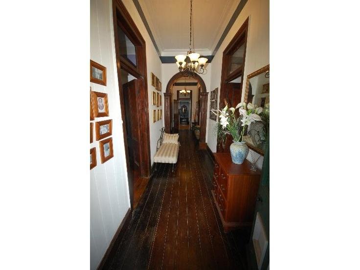 Hallway - Queenslander