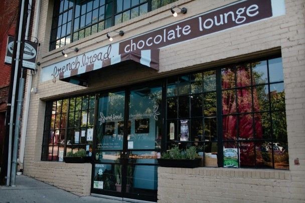 French Broad Chocolate Lounge--Asheville, NC