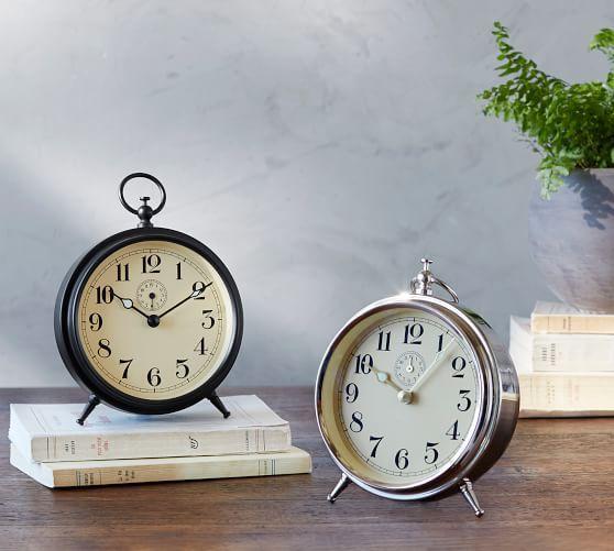 Charleston Vintage Alarm Clock in 2019 | Gift Ideas | Vintage alarm ...