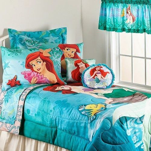 17 best images about the little mermaid on pinterest for Ariel bedroom ideas