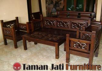 ulir - sofa set from jepara...