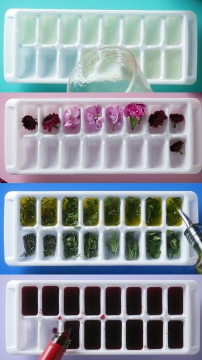 8 Ways to Hack an Ice Cube Tray: From making easy ravioli and chocolate bars, to preserving herbs and wine, ice cube trays are incredibly useful.