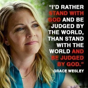 God's Not Dead, Melissa Joan Hart, Grace Wesley, 90 Minutes in Heaven, War Room, Young Messiah