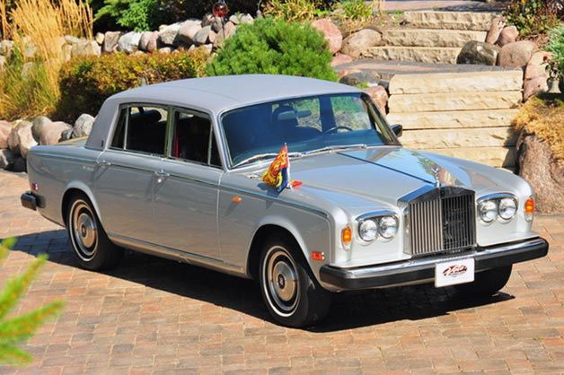 Former Princess Diana Rolls-Royce being auctioned for charity [w/video]