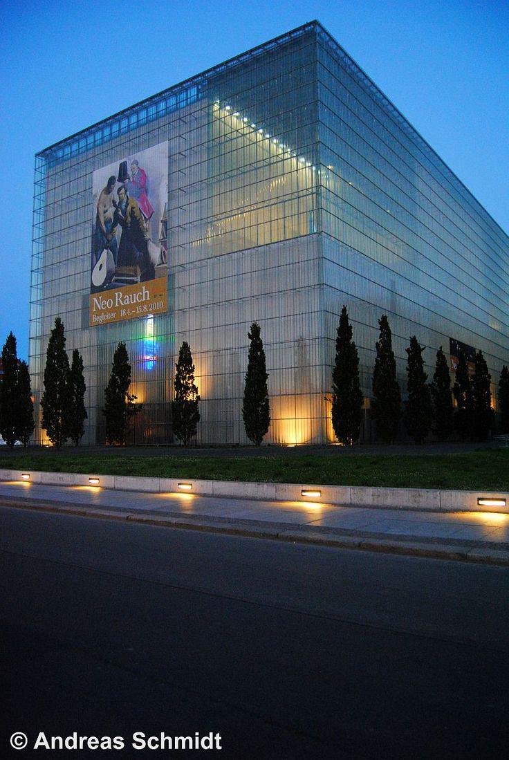 Leipzig Museum of Fine Arts from the outside  © Andreas Schmidt