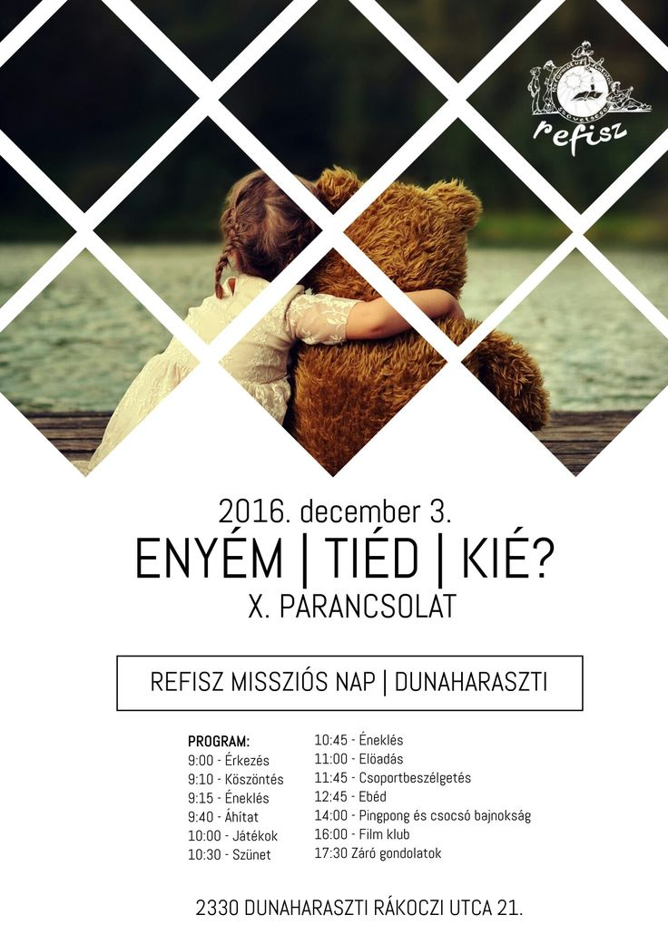 #poster #flyer #refisz #youthministry #event