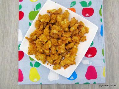Mijn mixed kitchen: Knapperige zelfgemaakte kipnuggets uit de oven