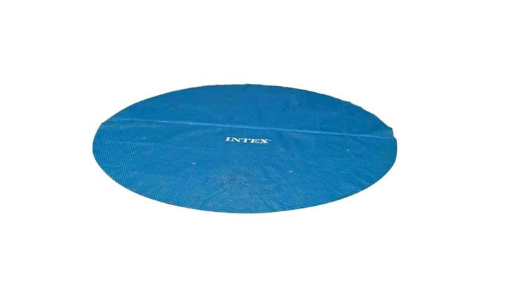 Intex Solar Cover for 12ft Diameter Easy Set and Frame Pools for $12.58 at Amazon