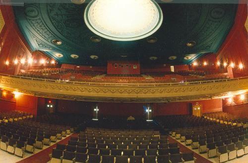 Metropolitan theatre /Winnipeg