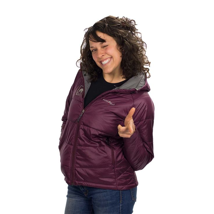 Montbell Thermawrap Pro Women's Jacket