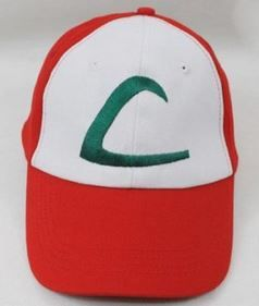 Pokemon Ash Ketchum Hat only $4.32 + Free Shipping!