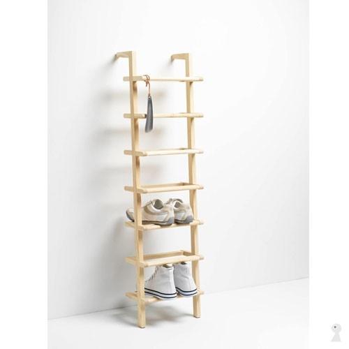 Shoerack Lady Long, designed by Christian Hoisl & Anneke Bieger
