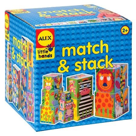 Alex Toys Match & Stack : Target