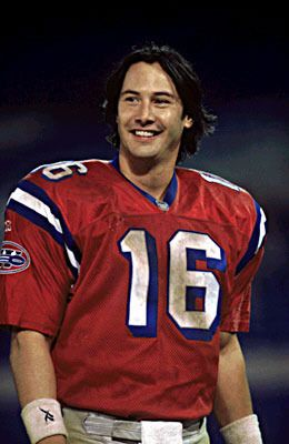 Keanu Reeves (Shane Falco) - The Replacements