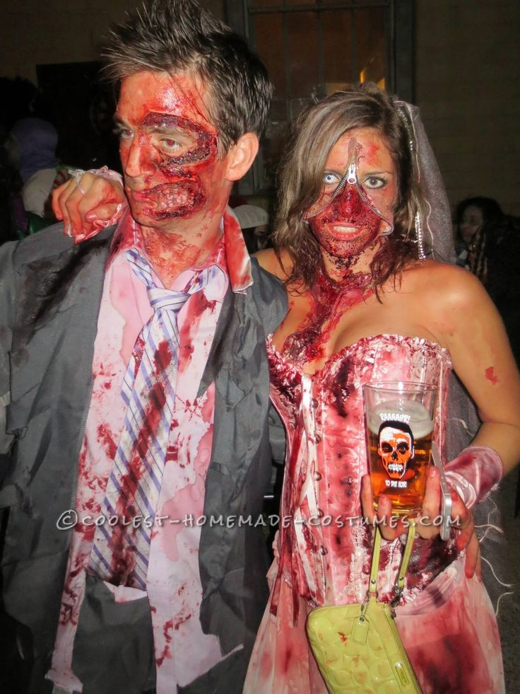 7 best images about Groom on Pinterest Halloween costumes, Zombie - halloween horror costume ideas