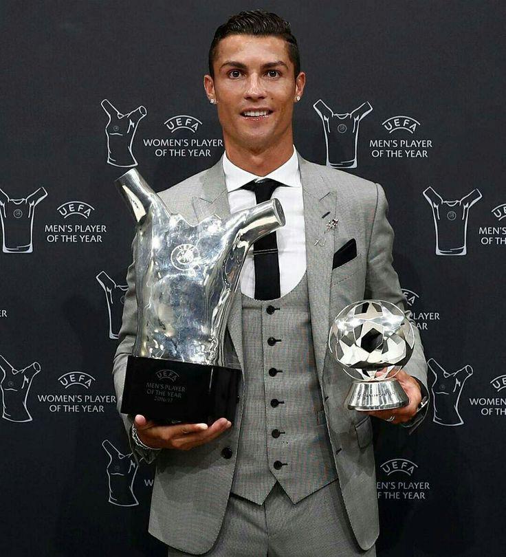 Best Player & Forward Cristiano Ronaldo