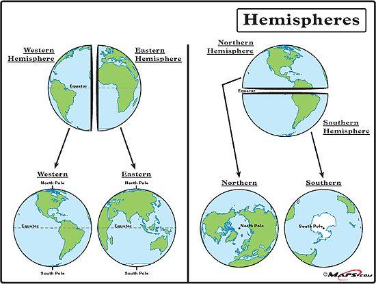 hemispheres project image