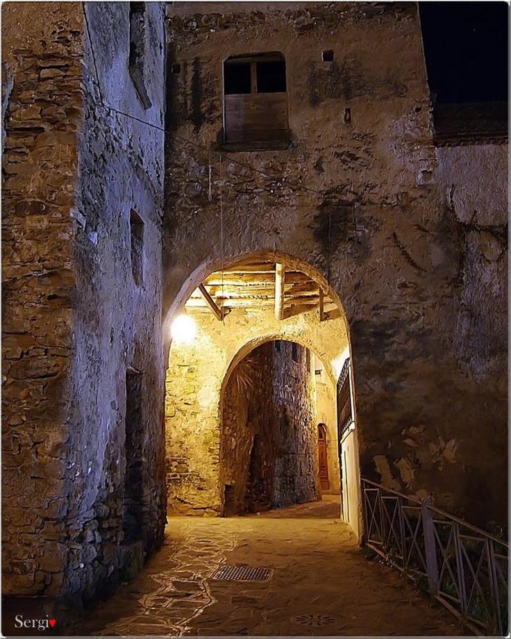 Castellabate in Cilento (Italy)