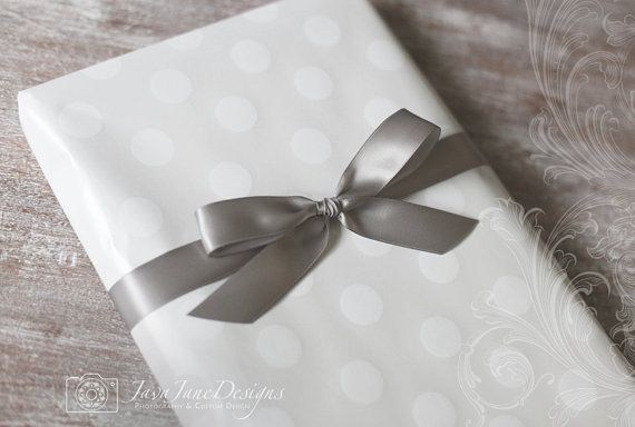 Gift Wrap Add On  Gift Wrapping Service for by JavaJaneDesigns, $9.00