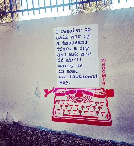 The Police lyrics by Wrdsmth in Los Angeles (LP)