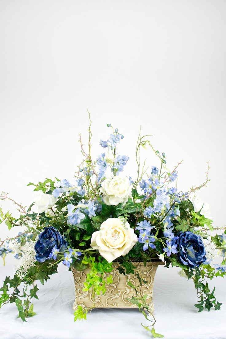 Artificial Flower Decoration: 62 Best Images About Spring Flower Arrangements On Pinterest