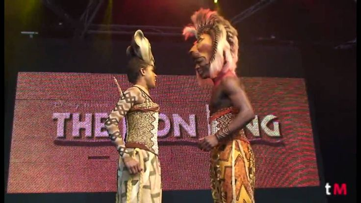 """Can You Feel The Love Tonight"" - THE LION KING (West End Live 2010)"