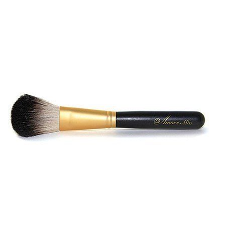 Amore MioCosmetics AMMB3 Professional Foundation Brush by Amore MioCosmetics. $3.99. Brushes are shaped with precision for the most precise color application^Amore mio's foundation brush is the ultimate foundation brush for a flawless finish every time^Foundation brush provides a smooth and even application^Special design makes blending easy and gives you a natural, seamless look. perfect for use with loose or compact foundation^Perfect for use with loose or compact foundation. A...