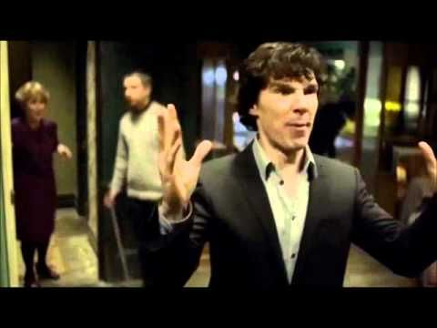 Sherlock Will Make a Man Out of You. I'm laughing way too hard. And now I want to watch Mulan.