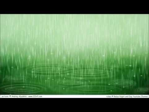 2 HOURS Thunderstorm Sound - Rain & thunder storm relaxation sleep sound│rain sound nature sounds - YouTube