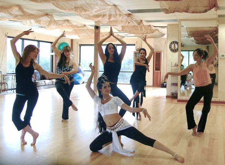 Odissi Workshop in Colorado Springs, Summer 2014
