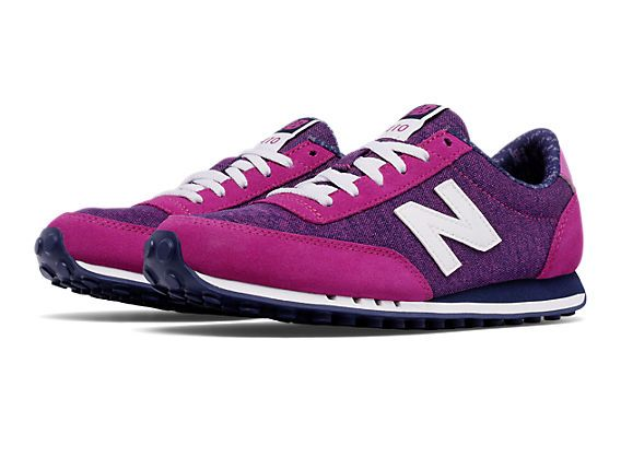 New Balance 410 Optic Pop - fheEUE2448 Womens Casual Shoes - Jewel with Pigment