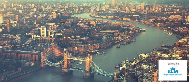 Londres - todas as cores da cidade cinza