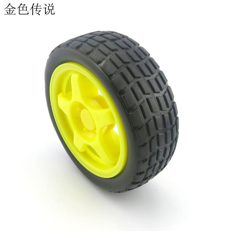 $1.89 (Buy here: https://alitems.com/g/1e8d114494ebda23ff8b16525dc3e8/?i=5&ulp=https%3A%2F%2Fwww.aliexpress.com%2Fitem%2FJMT-65-26mm-Flat-Diameter-5-3-Wheel-Rubber-Tire-DIY-Trolley-Accessories-Robot-Model-Car%2F32759231816.html ) JMT 65 * 26mm Flat Diameter 5.3 Wheel Rubber Tire DIY Trolley Accessories Robot Model Car Spare Parts F19183 for just $1.89