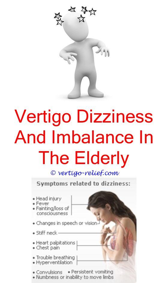 Vertigo nausea headache neck pain