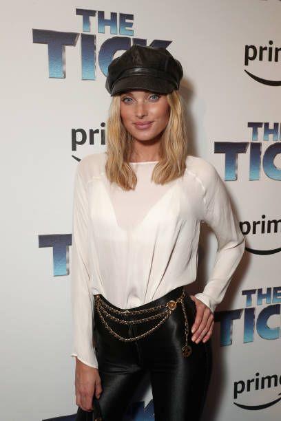 Elsa Hosk    Amazon Prime Video Original Series 'The Tick' NYC Carpet Premiere (August 16, 2017)