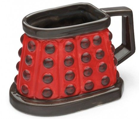 Caneca 3D Doctor Who Dalek