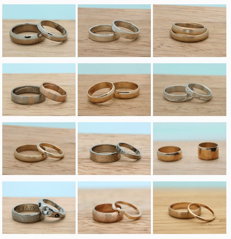 make a date to make your own wedding rings for each other - Design Your Own Wedding Ring