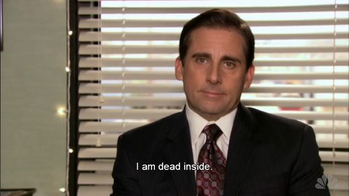 Progression Of The Spring Semester As Told By 'The Office'