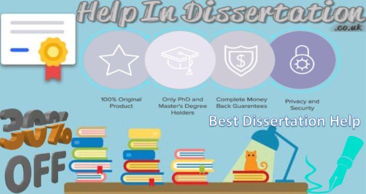 Online dissertation writing services