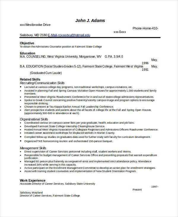 25+ unique Resume references ideas on Pinterest Resume ideas - reference format for resume