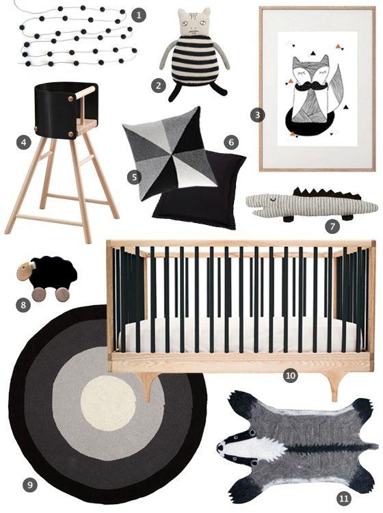 Monochrome Mini-Space | Little Gatherer