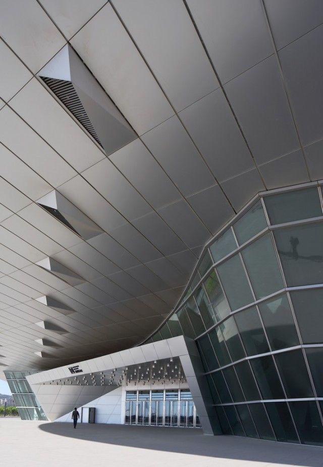 COOP HIMMELB(L)AU | Dalian International Conference Center