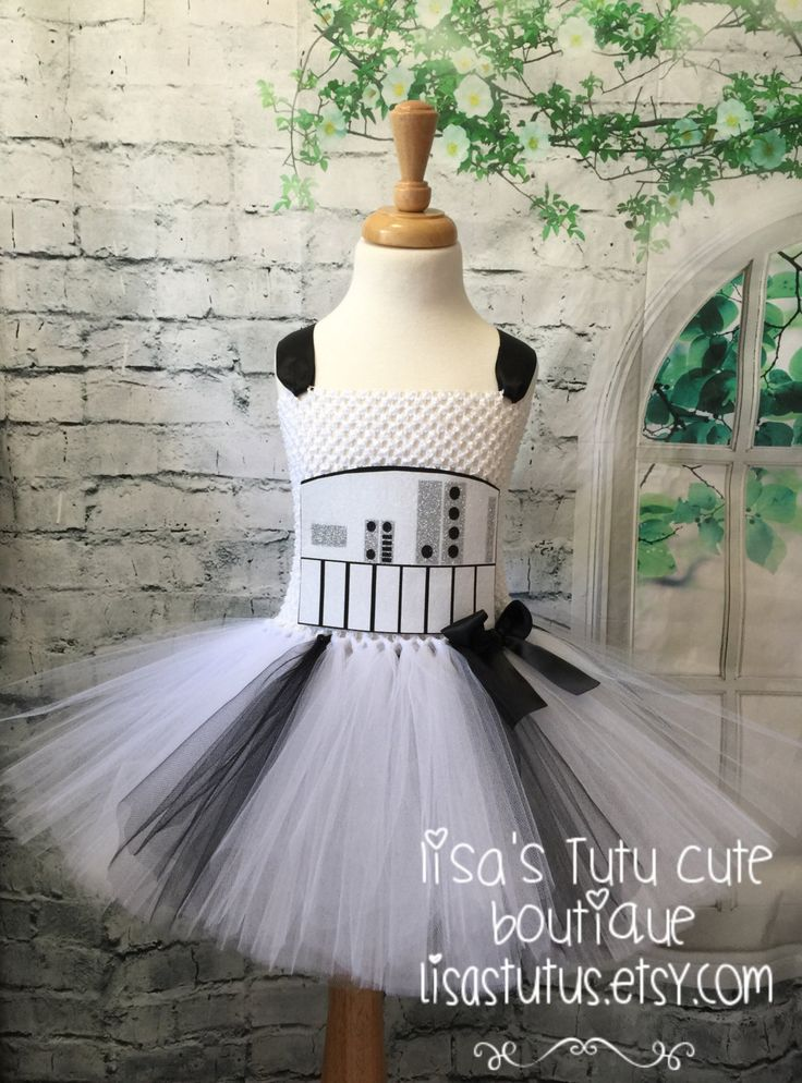 Stormtrooper tutu, Stormtrooper costume, Stormtrooper tutu dress, Stormtrooper…