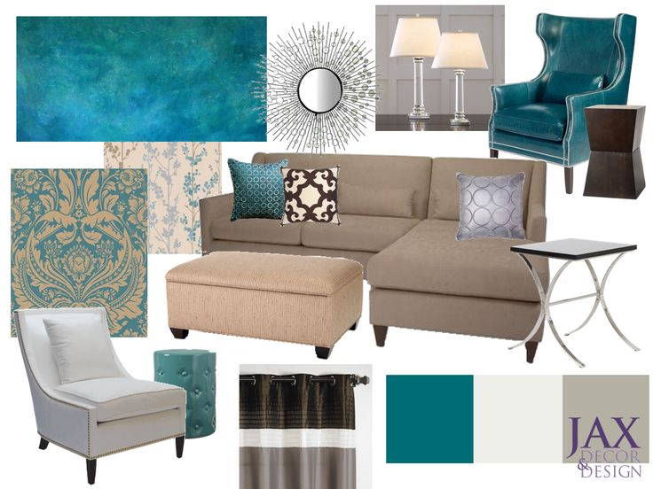 Love The Teal Accents