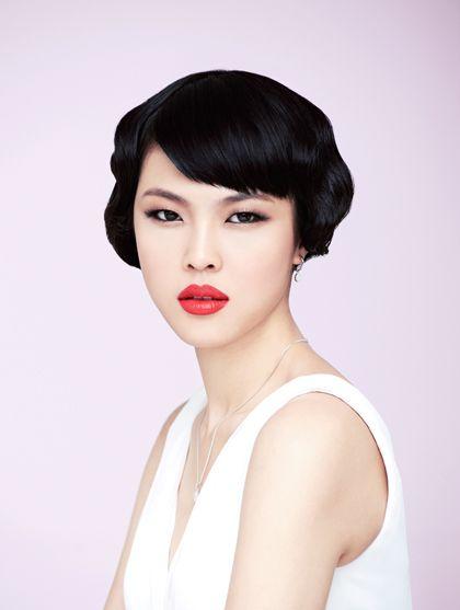 Korean Bridal Look #KoreanBridal #KoreanMakeup  #WeddingPhotography #PreWeddingPhotography #KresBIC