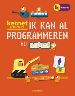Kinderen leren de basis van programmeren, logisch nadenken en werken met Scratch.