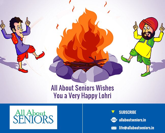 """#AllAboutSeniors  Wishing you all a very happy #lohri """"Happy Lohri""""   http://www.allaboutseniors.in/main-blogs.php/a-magazine-which-is-a-perfect-&-a-must-gift!-even-in-this-digital-era   #Lohri2017 #LohriGreetings"""