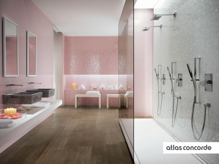 #ADORE rose and moon | #AtlasConcorde | #Tiles | #Ceramic